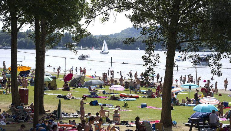 Oost-Maarland in Limburg, in augustus vorig jaar. Beeld anp