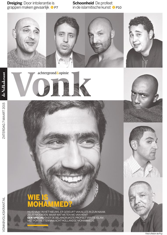 null Beeld de Volkskrant /  Vonk