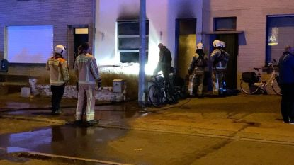Hartverwarmend: vrienden zamelen geld in voor jong gezin wiens woning vernield werd door brand