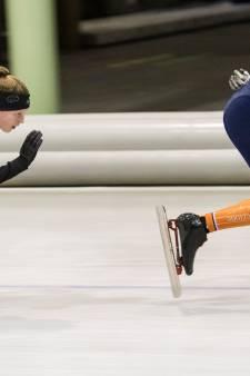 Twents schaatstalent moet energie anders kwijt: 'Het ging goed dit seizoen'