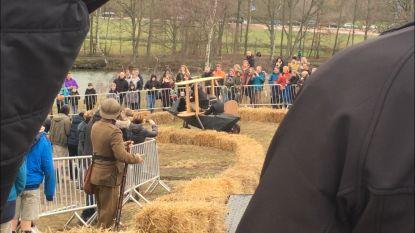 """VIDEO: Zeepkistenrace opent nieuw toeristisch seizoen van Fort Liezele: """"Wij zoeken graag nieuwe uitdagingen op"""""""