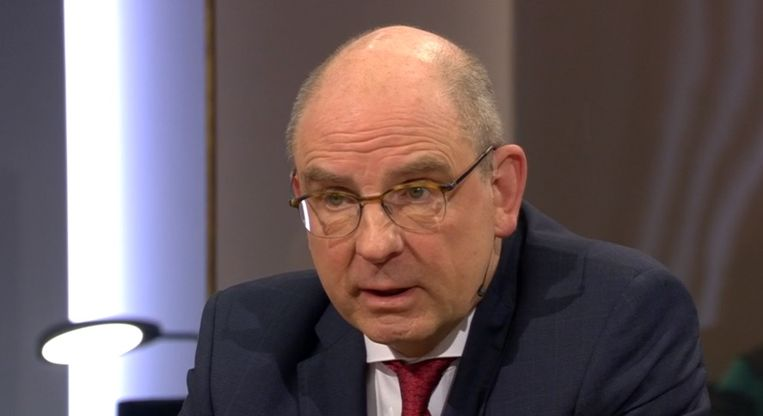 Minister Koen Geens.