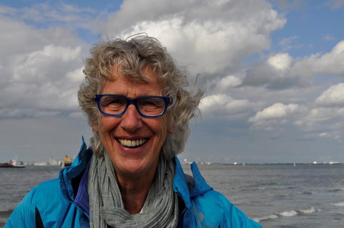 Jorien Brugmans voor Vers op Zondag - foto Dian de Mul