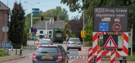 Rijkswaterstaat zet veerpont in om 'balende boeren' tijdens oogst over Maas te zetten