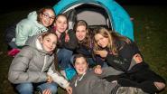 Leerlingen MSKA overnachten op school voor TEJO Roeselare