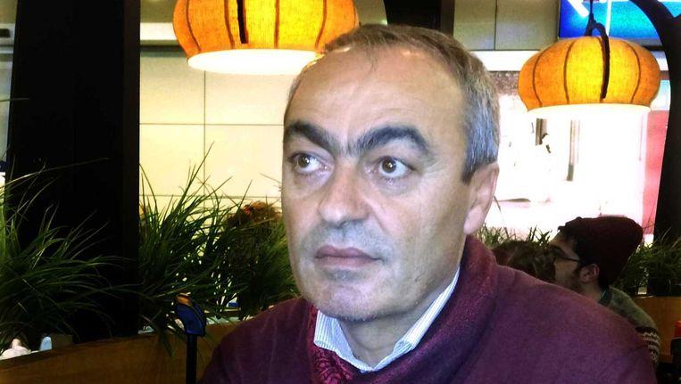 Mehmet Ülger. Beeld anp
