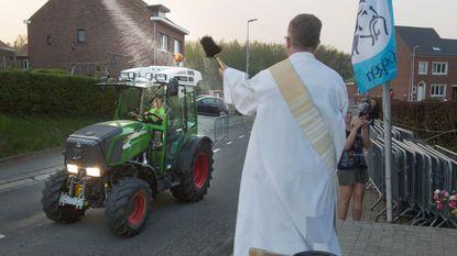 Vijfhonderd tractors kunnen er weer jaartje tegen