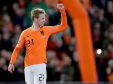 Transfer Frenkie de Jong helpt RKC Waalwijk aan miljoenenwinst