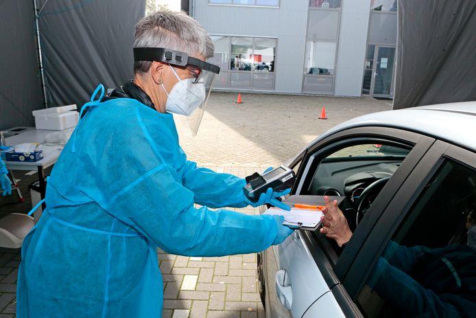 De commerciële teststraat in Giessen, van het bedrijf Nutrilab