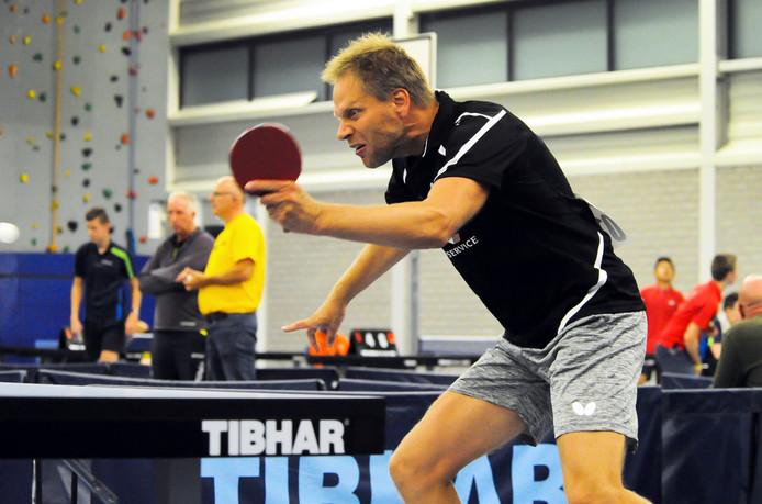 Trinko Keen maakt zaterdag zijn competitiedebuut voor Hercules. Foto Lex de Meester