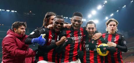 L'AC Milan en quarts de finale de la Coupe d'Italie