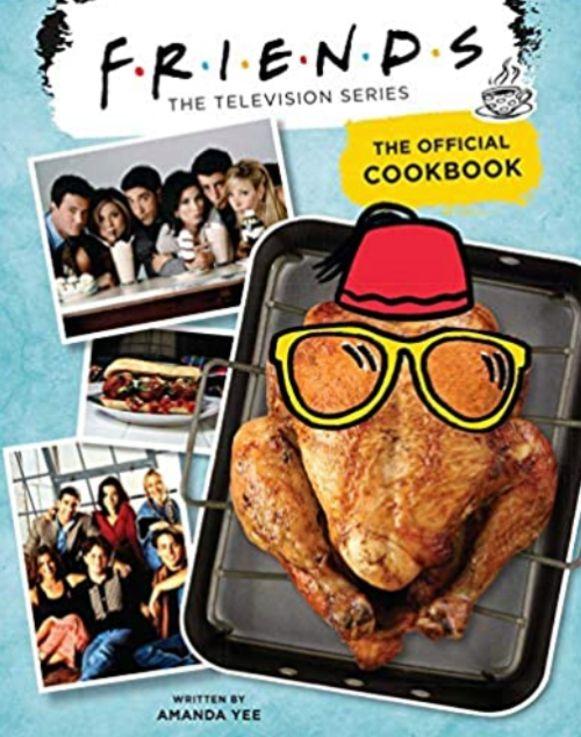 'Friends' kookboek.