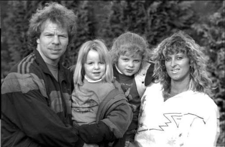 Familie Clijsters Beeld web