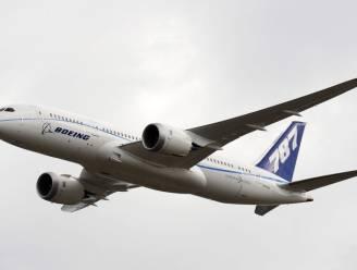 Boeing stopt testvluchten met Dreamliner na brand
