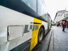 Grève chez De Lijn: le trafic des bus fortement perturbé autour de Bruxelles