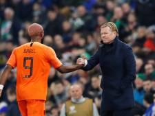 'Ik ben trots, de wedstrijd mogen we vergeten'