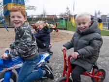 Kinderen én ouders blij: in Speeltuin Lammerenburg is ook deze maand bij 'een beetje weer' open
