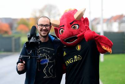 Alerte job de rêve: devenez le nouveau reporter des supporters des Diables Rouges et des Red Flames