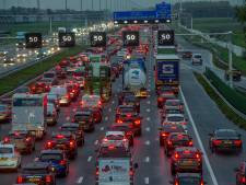Dit zijn de 20 duurste files van Nederland