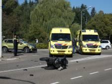 Drie ongelukken in korte tijd op Nijmeegse wegen: twee gewonden