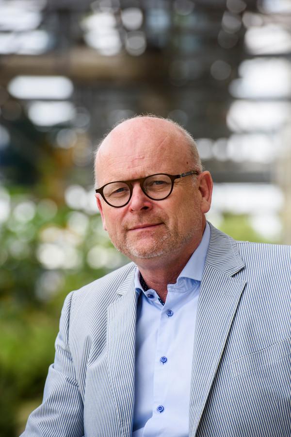 Theo van Kroonenburg, directeur-bestuurder van woningcorporatie Trudo.