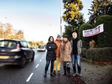 Bewoners Graafseweg komen in actie: 'Het is als leven aan een snelweg dwars door de stad'
