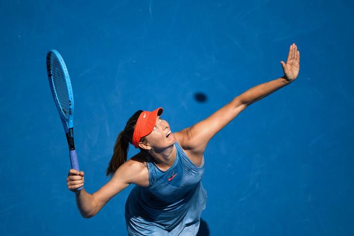 Maria Sharapova, in betere tijden.