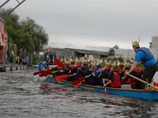 Zeeverkennersgroep Sint Joris wint Bossche Drakenrace