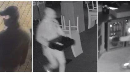 """VIDEO. Gemaskerde inbrekers roven brasserie leeg: """"Zelfs het spaarpotje voor het personeel is weg"""""""