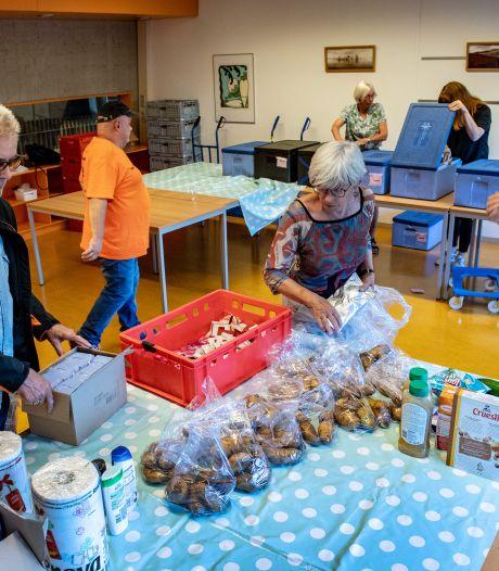 Voedselbank Nijmegen-Overbetuwe bereidt zich voor op economische crisis