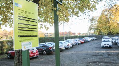 Gedaan met creatief parkeren aan  P&R Maaltebruggepark