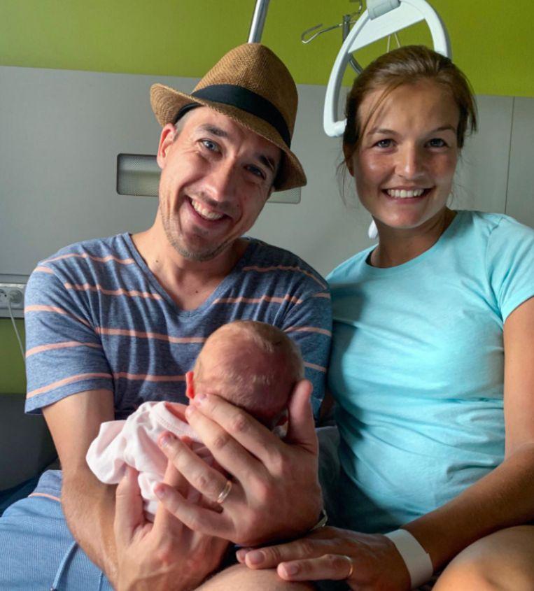 Andy Peelman is vader geworden.