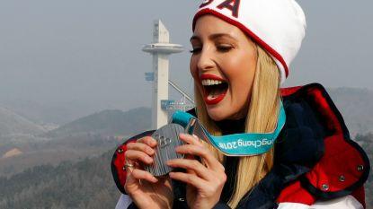 """Zo denken Amerikanen over olympische foto Ivanka Trump: """"Je bent een regelrechte schande"""""""