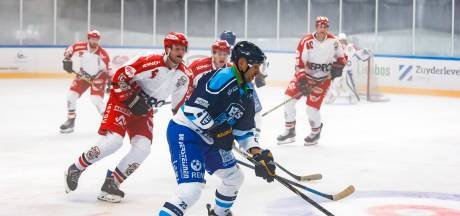 Yeti's Breda speelt 'thuis' in Tilburg tegen Trappers U21