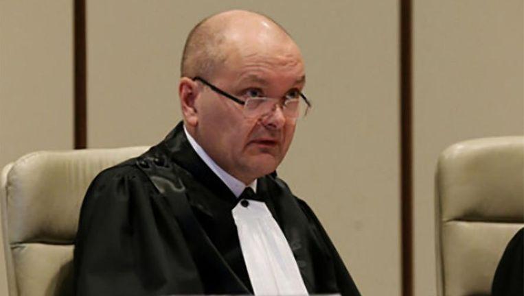 Politierechter Peter Vandamme.