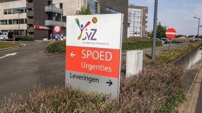 Nog 22 coronapatiënten in Jan Yperman Ziekenhuis