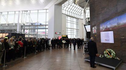 LIVESTREAM. Ons land herdenkt de aanslagen van 22 maart