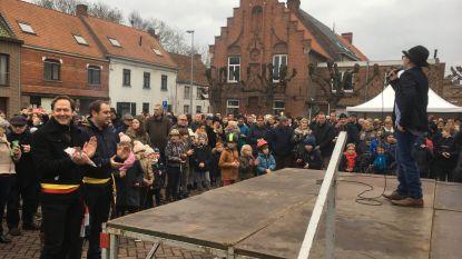 'The Voice' Kylan (9) steelt de show op nieuwjaarsdrink in Beernem
