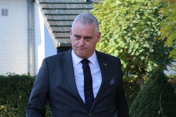 DIEST- Burgemeester Christophe De Graef zit ook thuis nadat hij positief testte.