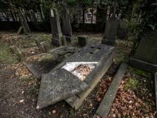 Nijmeegse daklozen slapen mogelijk onder een grafsteen: 'Daar komt 's nachts niemand, de politie ook niet'