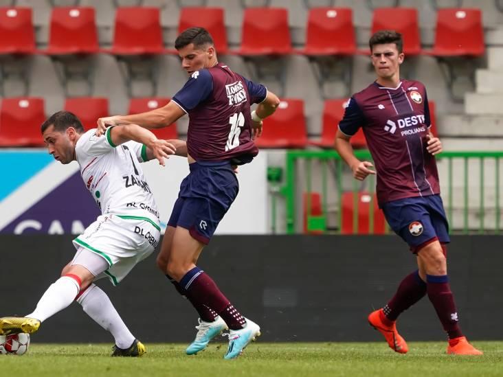 Portugees Queirós ziet toekomst voor zichzelf bij 'vriendenclub' Willem II: 'Zou bij deze club passen'