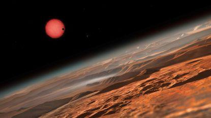 """""""Aarde-achtige"""" planeten rond dwergster TRAPPIST-1 hebben tot 250 keer meer water"""
