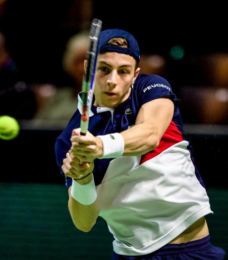 Griekspoor treft Amerikaan Fritz in openingsronde Australian Open
