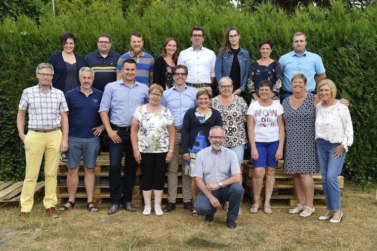 Met deze groep trekt Open Vld naar de verkiezingen.