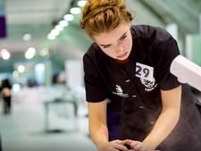 Shana 25ste op WK beroepen in Abu Dhabi