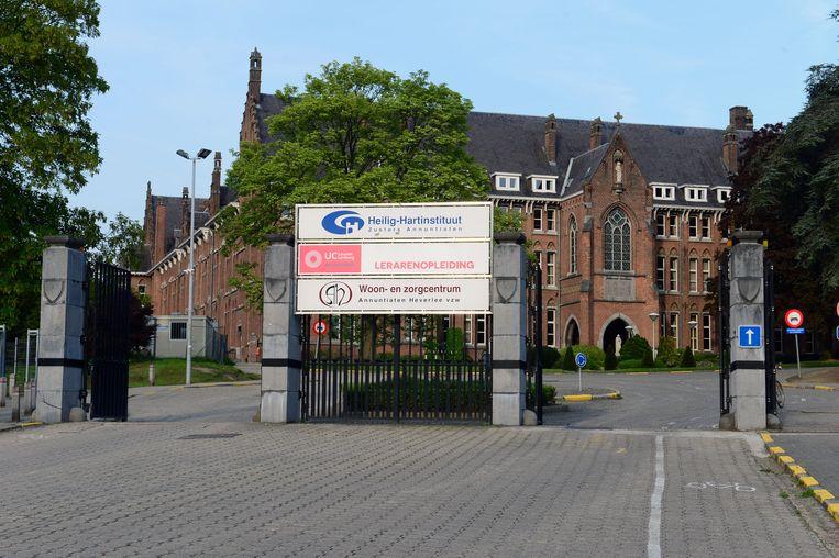 Woonzorgcentrum Annuntiaten wil de muren slopen tussen het centrum en de buurt.