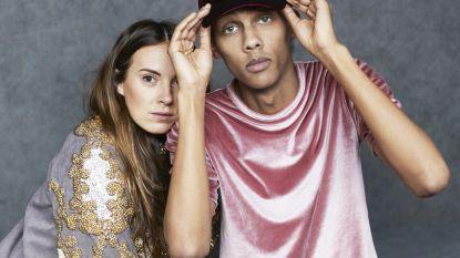 """Stromae & Coralie in NINA: """"De creatieve klik was er meteen, de romantische kwam zes maanden later"""""""