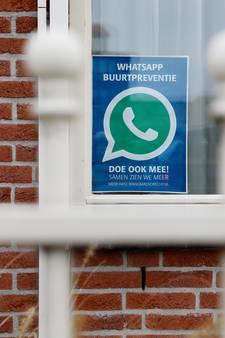 Buurten op West-Veluwe hebben veel wakende ogen via WhatsAppp-groepen