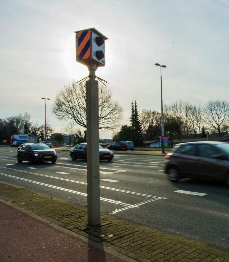 Eindhovense paal is 'flitskoning' van Brabant, ook die in Deurne levert veel boetes op