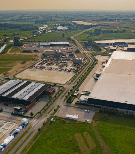 Avia Weghorst vist achter het net bij aanbesteding tankstation op XL Businesspark